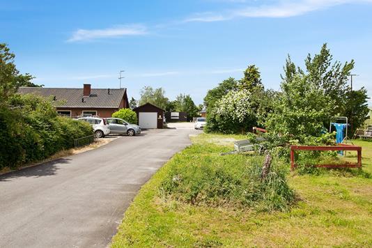 Villa på Bondehøjvej i Taastrup - Set fra vejen