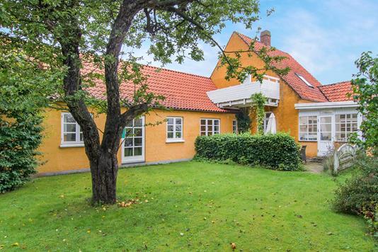 Villa på Zeniavej i Taastrup - Ejendommen