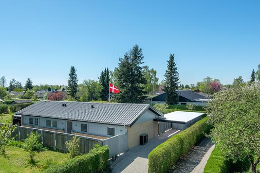 Villa på Piletoften i Taastrup - Ejendommen