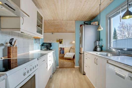 Villa på Piletoften i Taastrup - Køkken