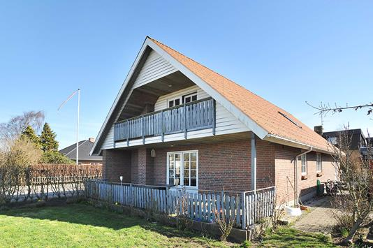 Villa på Nørrefoldvej i Tønder - Ejendommen