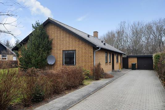 Villa på Præstevænget i Højer - Ejendommen