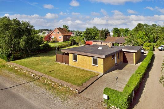 Villa på Højmosevej i Tønder - Ejendommen