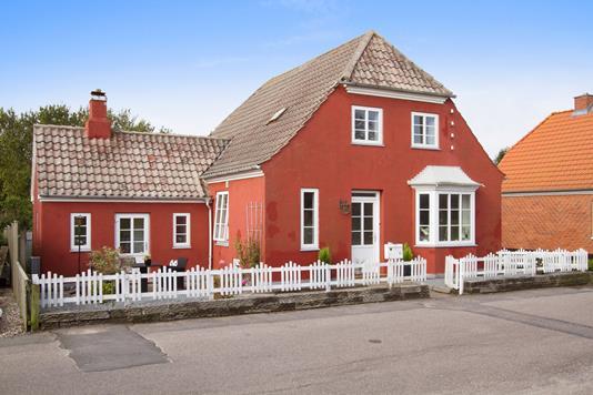 Villa på Strandvej i Højer - Ejendommen