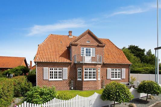 Villa på Markmandsvej i Tønder - Ejendommen