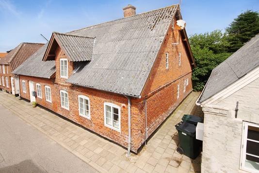 Villa på Postgade i Højer - Mastefoto