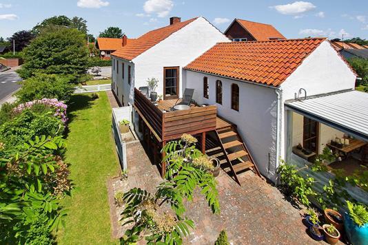 Villa på Brorsonsvej i Tønder - Ejendommen