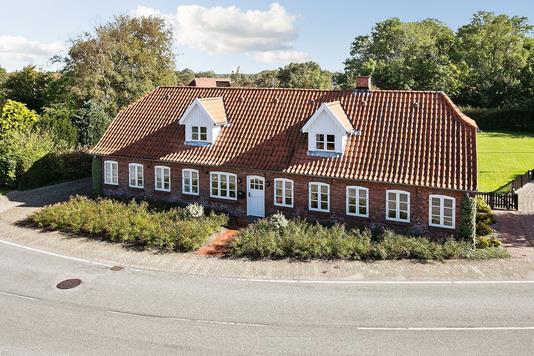 Villa på Kærvej i Tønder - Ejendommen