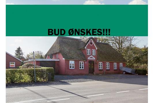 Villa på Kirkevej i Tønder - Andet