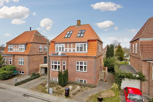 Villa på Nygade i Tønder - Ejendommen