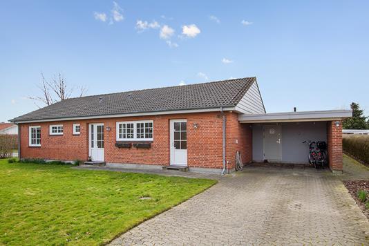 Villa på Viben i Tønder - Ejendommen