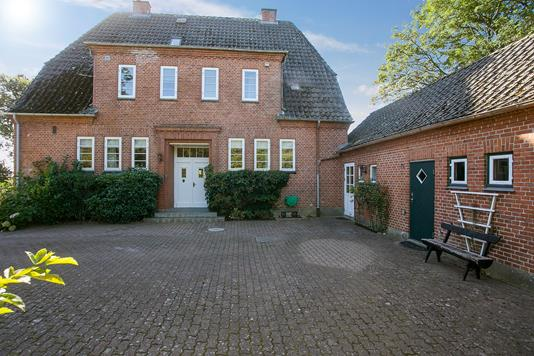 Villa på Sejerslevvej i Højer - Ejendommen