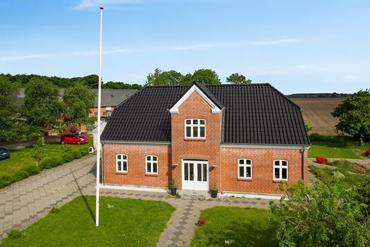 Villa på Krusåvej i Løgumkloster - Ejendommen