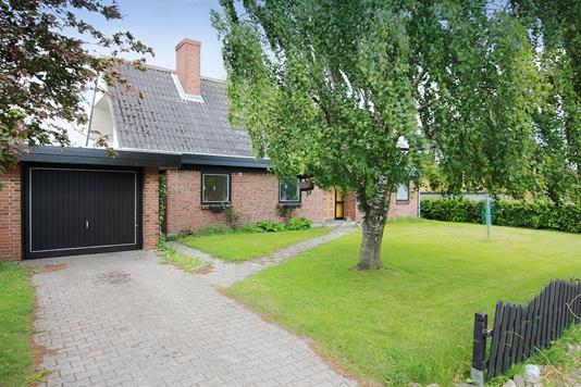 Villa på Klystervej i Tønder - Ejendommen