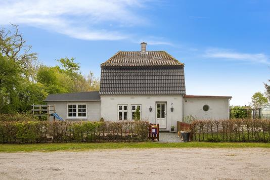 Villa på Banevænget i Tønder - Ejendommen