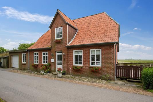 Villa på Nørremølle i Højer - Ejendommen
