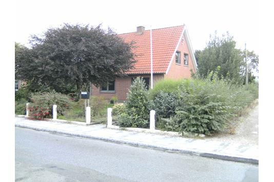 Villa på Sivkrovej i Løgumkloster - Ejendommen