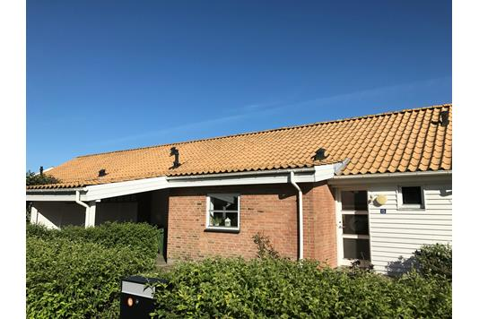 Andelsbolig på Mølleengen i Bylderup-Bov - Ejendommen