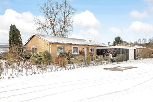 Villa på Nørremarksvej i Tønder - Ejendommen