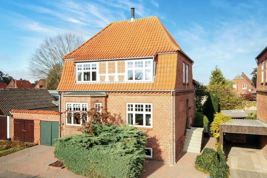 Villa på Nygade i Tønder - Ejendom 1
