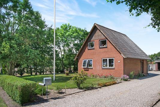 Villa på Hjerpstedvej i Højer - Ejendom 1