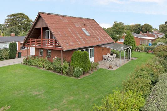 Villa på Birkevej i Tønder - Ejendom 1