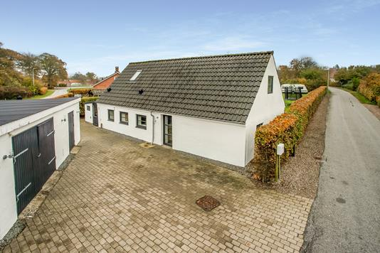 Villa på Ebbedamvej i Tønder - Ejendom 1