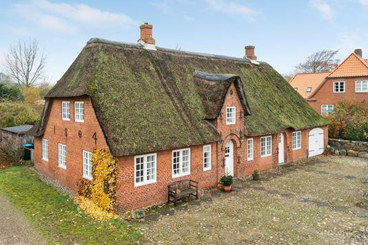 Villa på Sønderbyvej i Tønder - Ejendommen