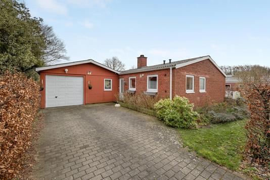 Villa på Birkevej i Tønder - Ejendommen