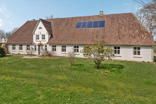 Landejendom på Sølstedvej i Løgumkloster - Ejendommen