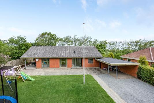Villa på Hvedemarken i Højer - Ejendommen