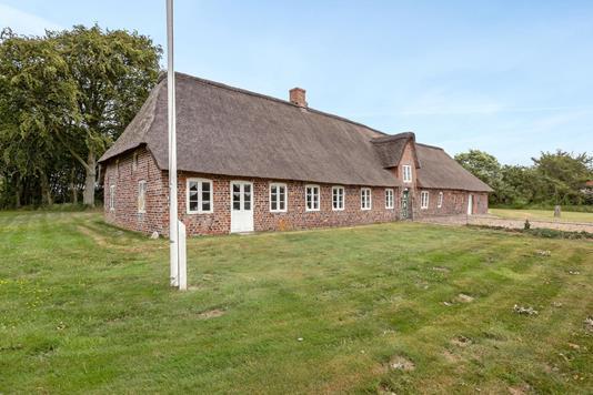 Villa på Nylandsvej i Højer - Ejendommen