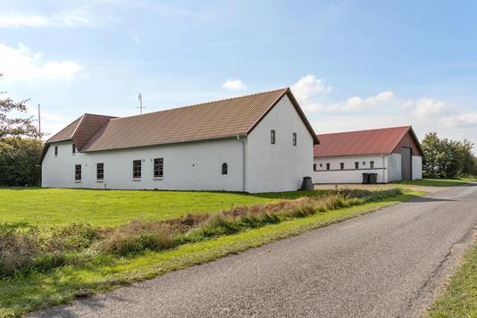 Villa på Bovlund Nymarksvej i Agerskov - Ejendommen