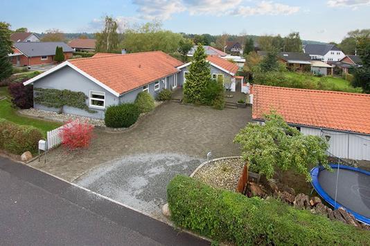 Villa på Munkeparken i Løgumkloster - Andet