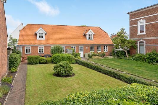 Villa på Nørregade i Højer - Ejendommen