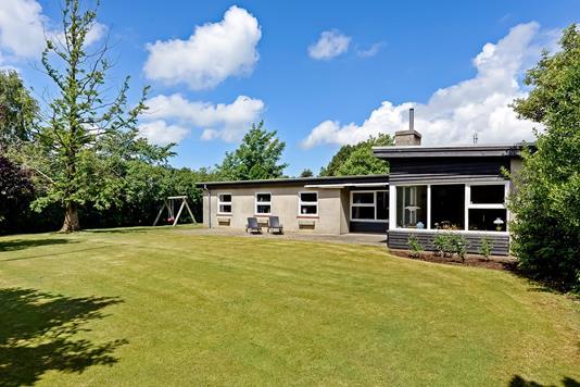 Villa på Tøndervej i Skærbæk - Ejendommen