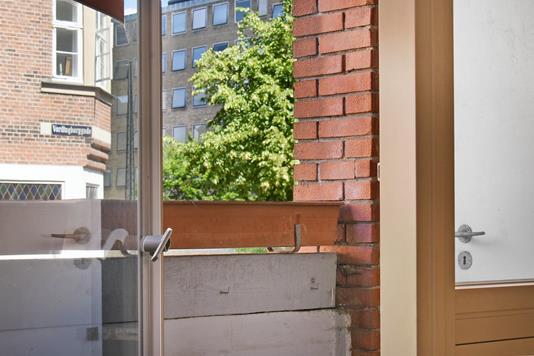 Ejerlejlighed på Halsskovgade i København Ø - Stue