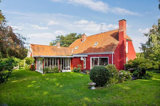 Villa på Mosbyvej i Nykøbing Sj - Ejendommen