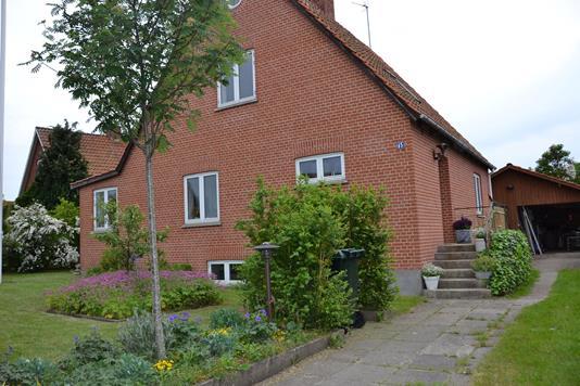 Villa på Rørvigvej i Nykøbing Sj - Ejendommen