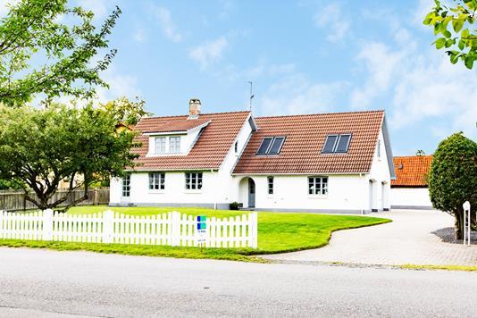 Villa på Nørrevangsvej i Rørvig - Ejendommen