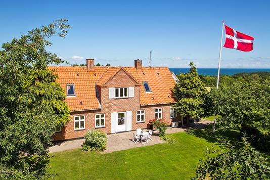 Villa på Nordre Strandvej i Nykøbing Sj - Ejendommen