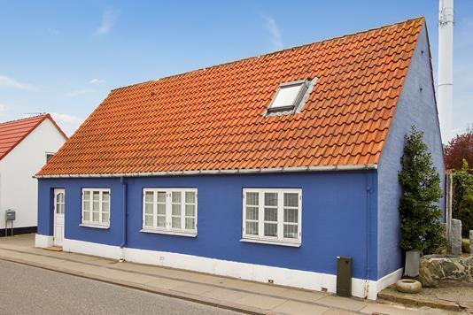 Villa på Nørregade i Nykøbing Sj - Ejendommen