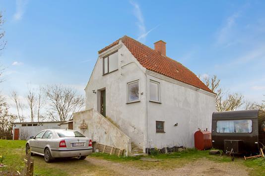 Villa på Oddenvej i Nykøbing Sj - Ejendommen
