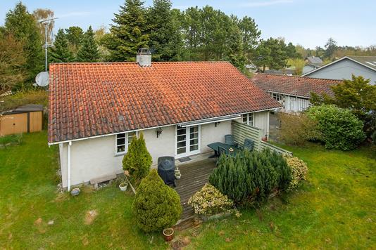 Villa på Svalevej i Rørvig - Ejendommen