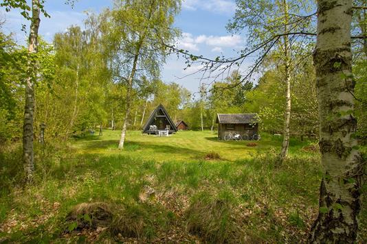 Fritidsbolig på Vestre Skovlyvej i Sjællands Odde - Ejendommen