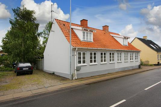 Ejerlejlighed på Strandstræde i Nykøbing Sj - Ejendommen