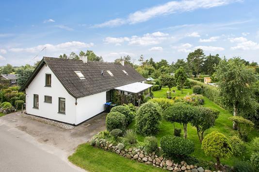 Villa på Nordstrandsvej i Nykøbing Sj - Ejendommen