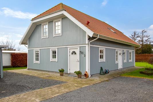 Villa på Klokkelyngen i Højby - Ejendommen