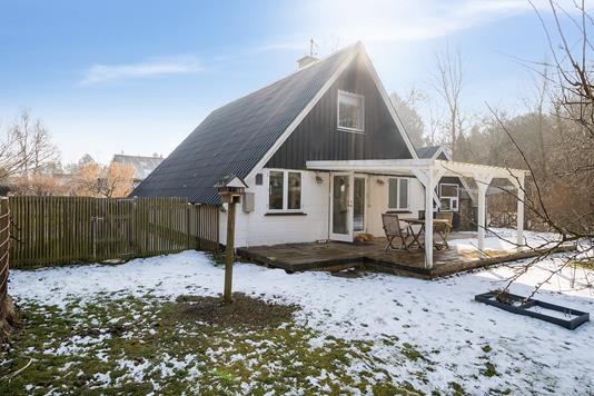 Villa på Høvedvej i Rørvig - Ejendommen