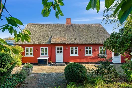Villa på Egebjergvej i Nykøbing Sj - Andet